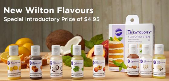 New Wilton Treatology Flavours