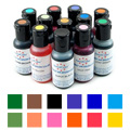 AmeriColor Amerimist Airbrush Food Colour Kit 12pcs