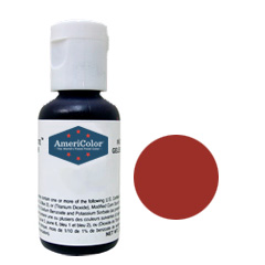AmeriColor Soft Gel Paste Chili Pepper