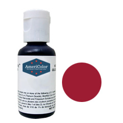 AmeriColor Soft Gel Paste Crimson