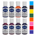 AmeriColor Soft Gel Paste Junior Kit 8pcs