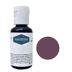 AmeriColor Soft Gel Paste Plum