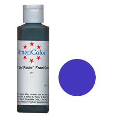 AmeriColor Soft Gel Paste Violet 4.5oz