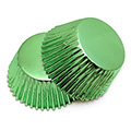 Aqua Green Foil Baking Cups (#550) 240pcs