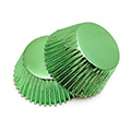 Aqua Green Foil Mini Baking Cups (#360) 240pcs
