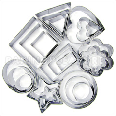 Assorted Shapes Cutter Set