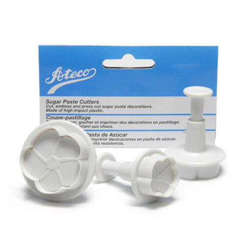 Ateco Daffodil Sugar Paste Cutters
