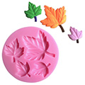 Autumn Leaves Silicone Mould
