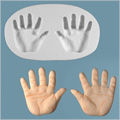FPC Sugarcraft Baby Hands Silicone Mould
