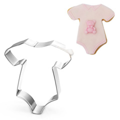 Baby Onesie Stainless Steel Cookie Cutter