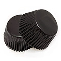 Black Foil Baking Cups (#550) 240pcs