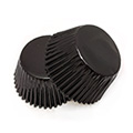 Black Foil Mini Baking Cups (#360) 240pcs