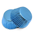 Blue Foil Baking Cups (#550) 240pcs