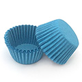 Blue Nordic Paper Mini Baking Cups 240pcs