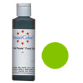 Bulk AmeriColor Soft Gel Paste Electric Green 4.5oz