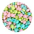 BULK Cake Craft Easter Rabbit Sprinkles 1kg