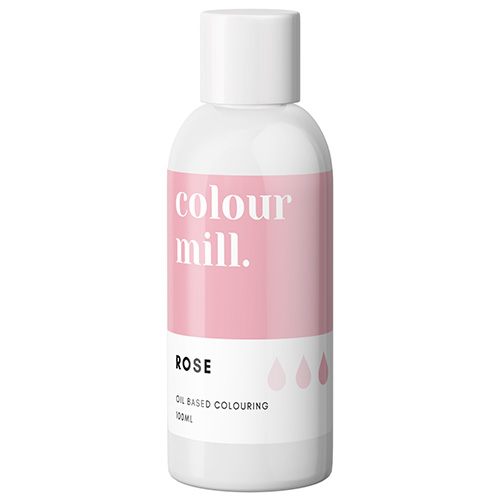 BULK Colour Mill Oil Based Colouring Rose 100ml