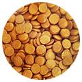 BULK Gold Confetti Sprinkles 8mm 1kg