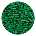 BULK CK Jimmies Sprinkles Green 453g