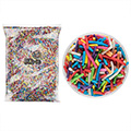 BULK Jimmies Mixed Sprinkles 1kg