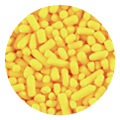 BULK CK Jimmies Sprinkles Yellow 453g