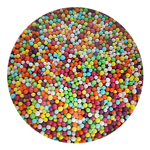 BULK Rainbow Nonpareils Sprinkles 1kg