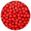 BULK Sprinkd Sugar Balls 4mm Red Sprinkles 1kg