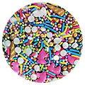 BULK Sprinkd Unicorn Sprinkle Mix 1kg
