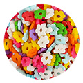 BULK Sprinks Mixed Flowers Sprinkles 450g