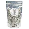 BULK Sprinks Metallic  Silver Rods Sprinkles 500g