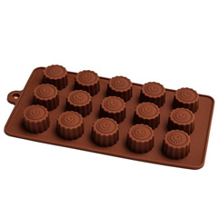 Buttercups Silicone Chocolate Mould
