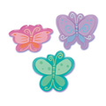 Butterfly Jewel Rings 12pcs
