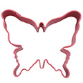 Butterfly Pink Resin Cookie Cutter