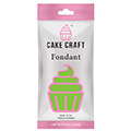 Cake Craft Fondant Lively Lime 250g (BB:15/5/2017)