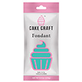 Cake Craft Fondant Pure Teal 250g
