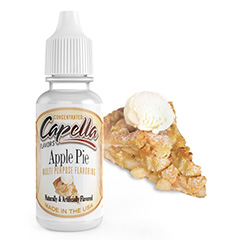 Capella Clear Apple Pie Flavouring 13ml