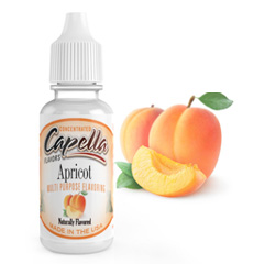 Capella Clear Apricot Flavouring 13ml
