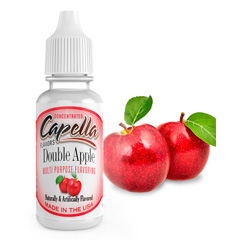 Capella Clear Double Apple Flavouring 13ml