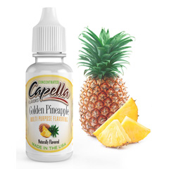Capella Clear Golden Pineapple Flavouring 13ml