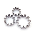 Carnation Flower Cutters 3pcs