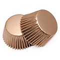 Champagne Foil Baking Cups (#550) 240pcs
