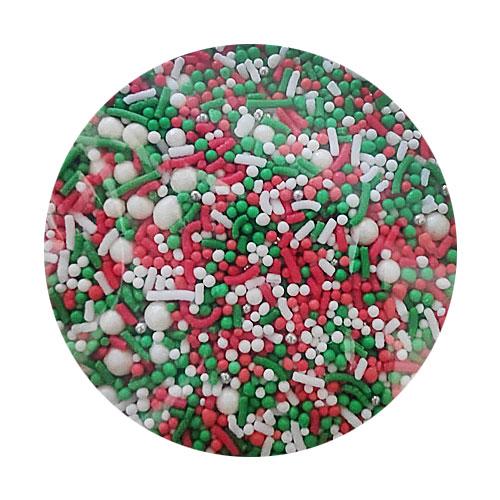 Christmas Bling Mix Sprinkles 120g