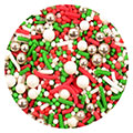 Christmas Bling Mix Sprinkles 120g