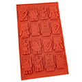 Christmas Collection Silicone Mould