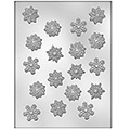 Christmas Snowflake Chocolate Mould