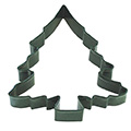 Christmas Tree Green Cookie Cutter