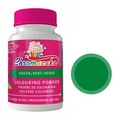 Chromacake Oil Soluble Food Colouring Powder 10ml - GREEN