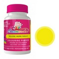 Chromacake Oil Soluble Food Colouring Powder 10ml - YELLOW
