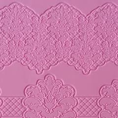 Claire Bowman Damask Cake Lace Mat