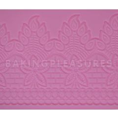 Claire Bowman Peacock 3d Cake Lace Mat